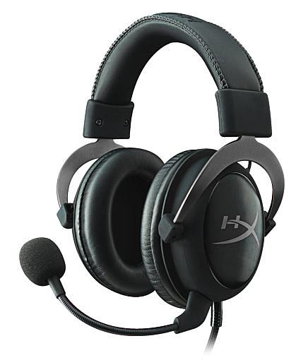 金士頓 HyperX CLOUDII 電競耳機 KHX-HSCP-GM