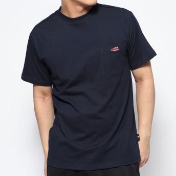 ニューバランス new balance メンズ 半袖Tシャツ THE CITY SHOE PATCH TEE JMTL0916