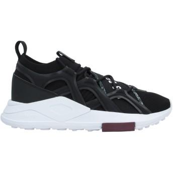 《セール開催中》PUMA x LES BENJAMINS メンズ スニーカー&テニスシューズ(ローカット) ブラック 7 紡績繊維