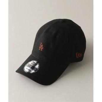 B.C STOCK 【NEWERA/ニューエラ】9THIRTY MLB minilogo ブラック フリー