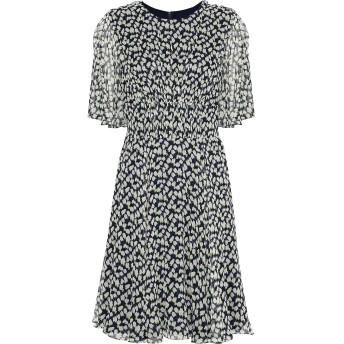 《セール開催中》JASON WU レディース ミニワンピース&ドレス ブルー 6 シルク 100%
