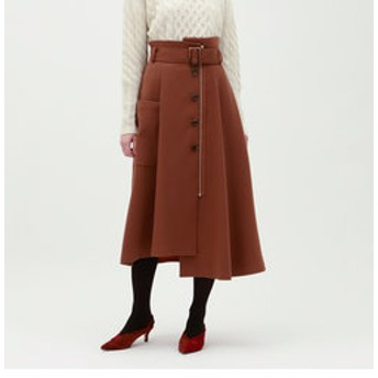 【LOVELESS:スカート】フロントファスナースカート