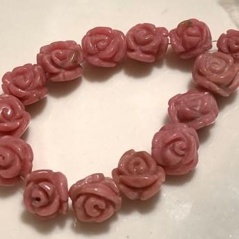 ロードナイトの薔薇9 10mm13個+8mm1個セット
