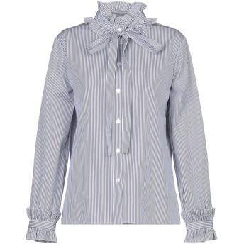 《セール開催中》CELINE レディース シャツ ブルー 38 コットン 100%