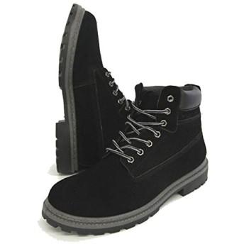 [グラスホッパー] ショートブーツ バレットジャム BULLETJAM メンズ BJ-5126 ワークブーツ 2001 ブーツ ローカット BK(ブラック) 28.0cm