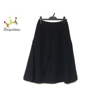 ヒロコビス HIROKO BIS スカート サイズ11 M レディース 美品 黒 新着 20200130
