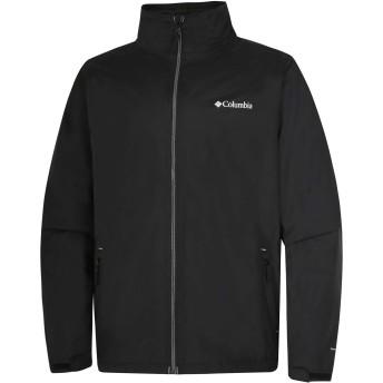 [コロンビア] COLUMBIA ブラッドレーピーク放水ジャケット メンズ Bradley Peak™ Waterproof Jacket (105(XL)身長175~185cm, BLACK(010)) [並行輸入品]