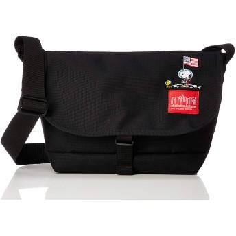 [マンハッタンポーテージ] 正規品【公式】メッセンジャーバッグ Manhattan Portage × PEANUTS Casual Messenger Bag JRS ブラック