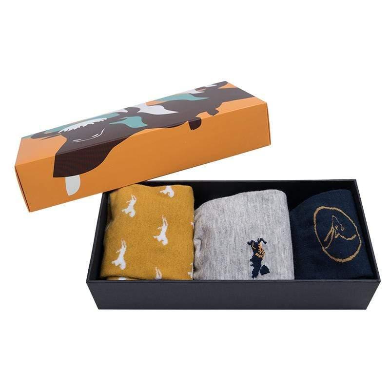 玉樹襪子禮盒 M