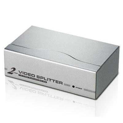 ATEN 2埠 視訊分配器 (VS92A)