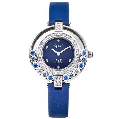 愛其華/流星系列 時尚珠寶錶 (380-45.1DLW) 禮物