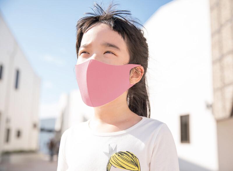 勤逸軒prodigy透氣3d立體口罩兒童款mit-(四色)