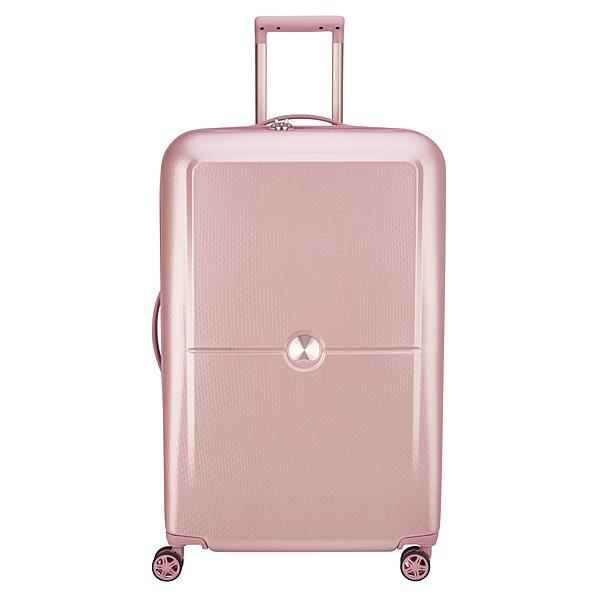 DELSEY 法國大使 - 及輕量 TURENNE-25吋旅行箱-粉紅 00162182009