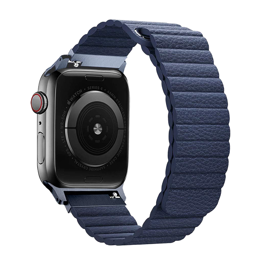 Promate Apple Watch 38/40mm 高質感磁吸式錶帶(Lavish)