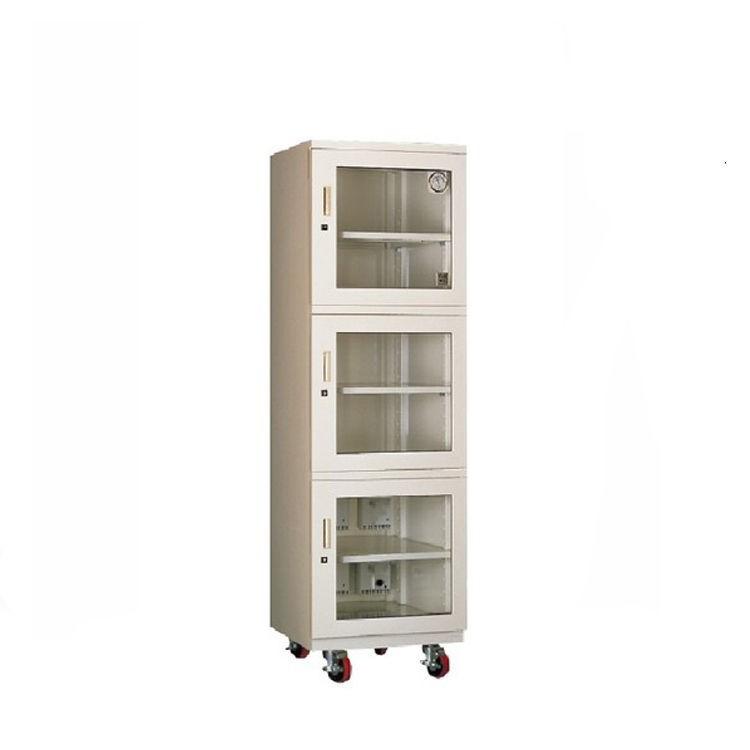 收藏家 標準3門式電子防潮箱 AXH-700