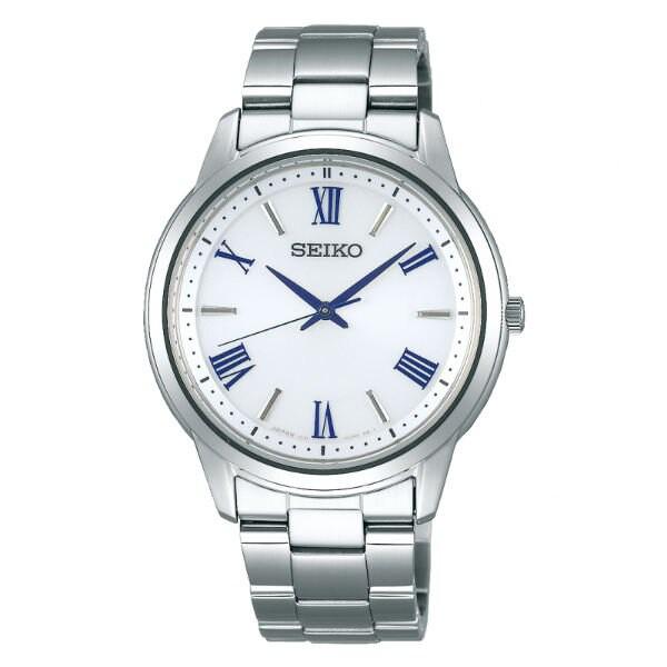 Seiko 精工錶 V131-0AG0S(SBPL007J) SPIRIT 經典太陽能男錶-白面 39mm