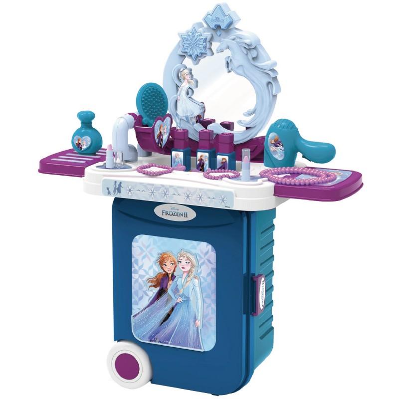 冰雪奇緣Frozen2 化妝旅行箱 玩具反斗城