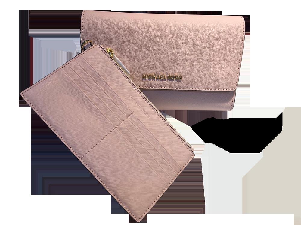 MKWOC 粉色側背包 手提包 精品包包 粉紅色 女性包包 優惠組合非 Tommy kate spade CK Coach MJ LV Chanel Hermes