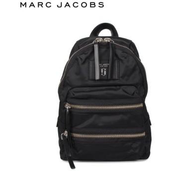 マーク ジェイコブス MARC JACOBS リュック バッグ バックパック レディース NYLON BIKER MINI BACKPACK ブラック 黒 M0012702-001 [2/5 新入荷]