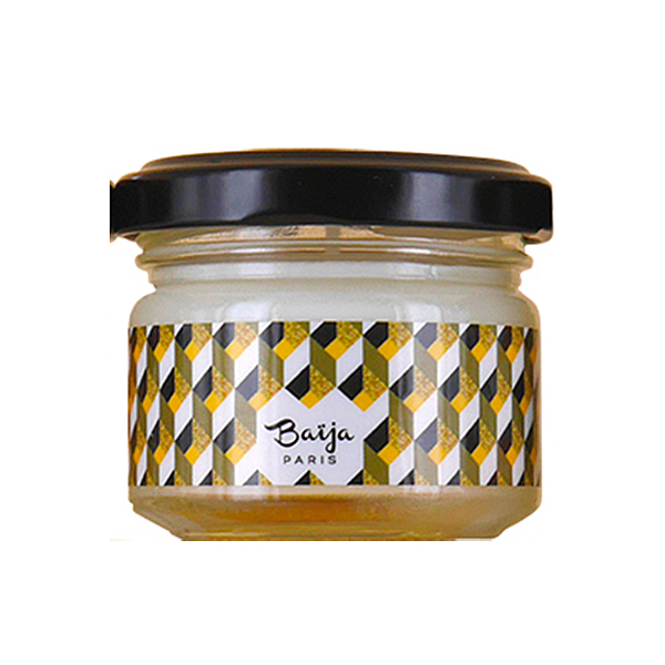 【Baija Paris 巴黎百嘉】城市旅人系列 焦糖蜂蜜 香氛蠟燭 50g