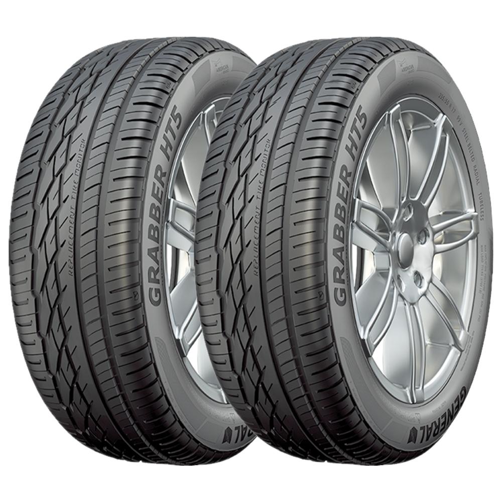 將軍輪胎 Grabber HT5 225/60/18 100H - 2入