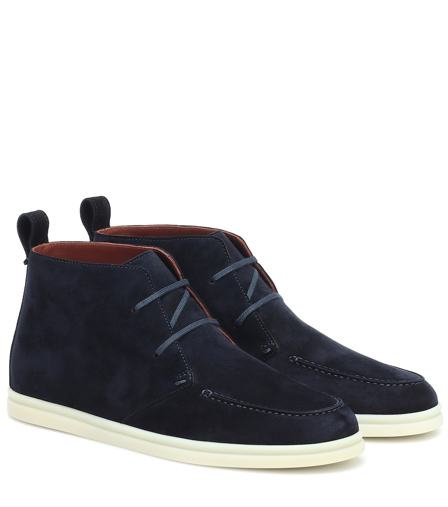 Namib Walk suede ankle boots