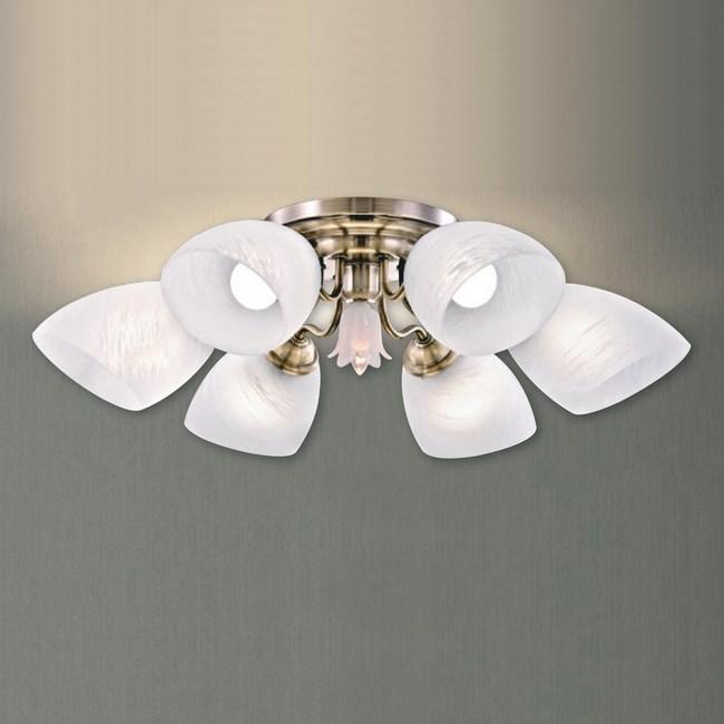 大巨光 台製現代風半吸頂燈 中 LW-09-2303