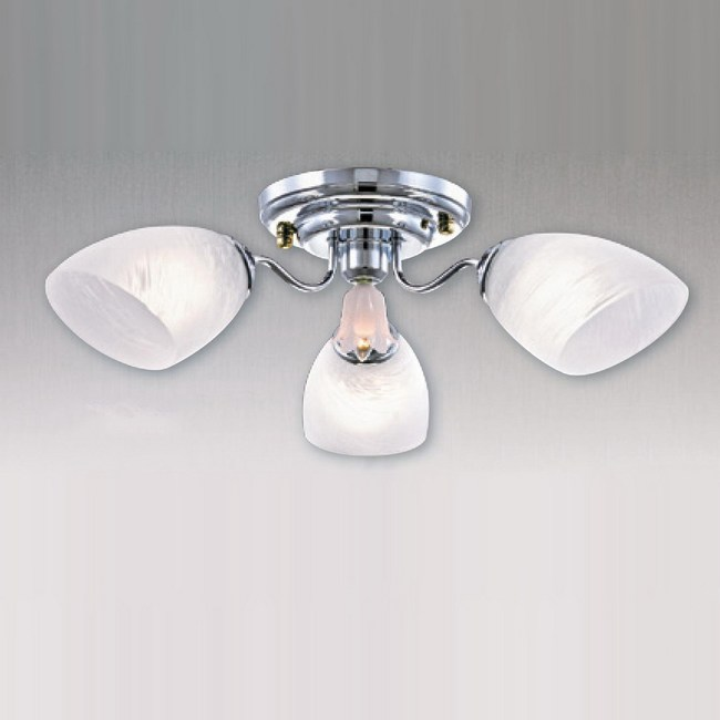 大巨光 台製現代風半吸頂燈 中 LW-09-2306