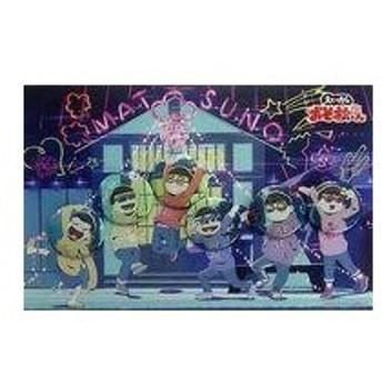 中古バッジ・ピンズ(キャラクター) 6つ子 缶バッジ6個セット 「えいがのおそ松さん」 Loppi・HMV限定