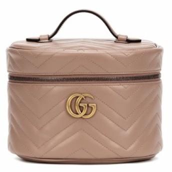 グッチ Gucci レディース ポーチ 化粧ポーチ GG Marmont leather cosmetics case Porc.Rose/Porc.Ros