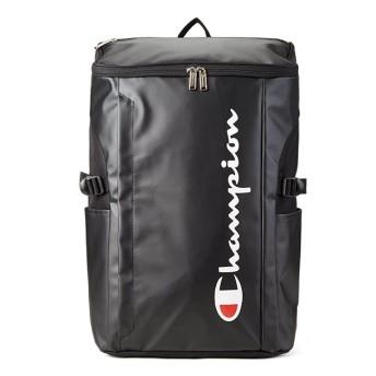 カバンのセレクション チャンピオン リュック 30L スクエア ボックス型 防水 大容量 通学 メンズ レディース champion 62487 ユニセックス ブラック フリー 【Bag & Luggage SELECTION】