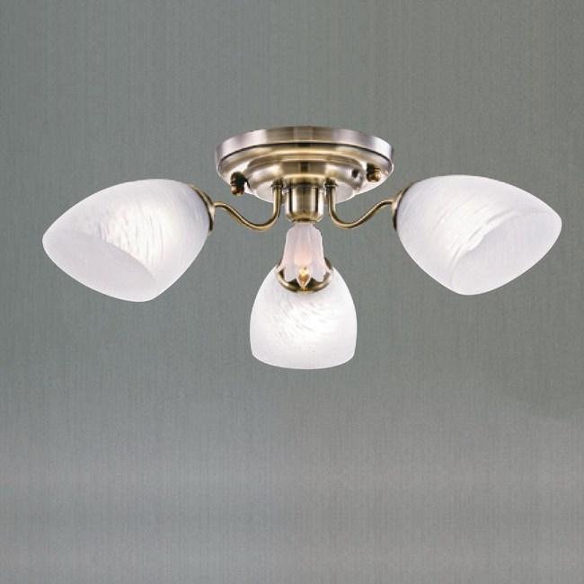 大巨光 台製現代風半吸頂燈 中 LW-09-2304