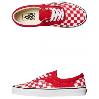 ヴァンズ Vans レディース スニーカー シューズ・靴 Era Shoe Racing red