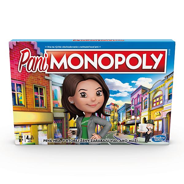 【Hasbro 孩之寶】桌遊 地產大亨 女士版 (英文版) HE8424