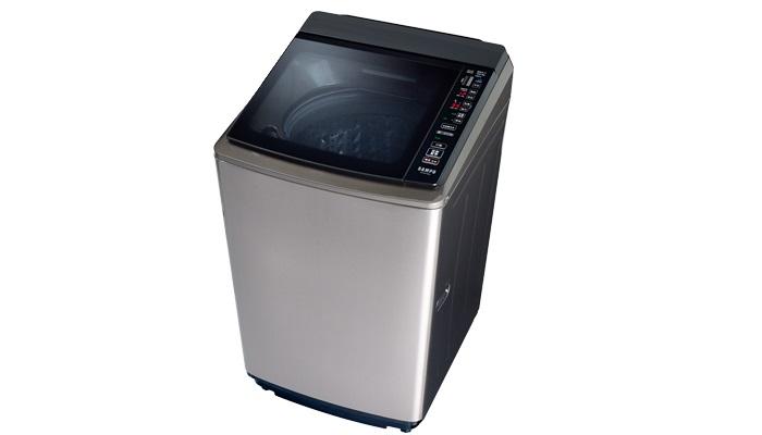SAMPO 聲寶 18KG PICO PURE 變頻直立式洗衣機 ES-KD19PS(S1)
