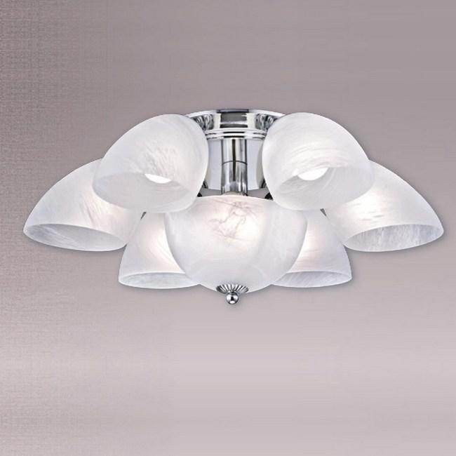大巨光 台製現代風半吸頂燈 中 LW-09-2315
