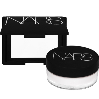 NARS 裸光蜜粉 10g + 裸光蜜粉餅 10g