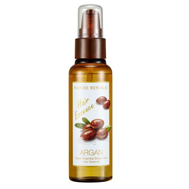 《韓國Natural Republic》摩洛哥堅果精華深層護髮油 80ml