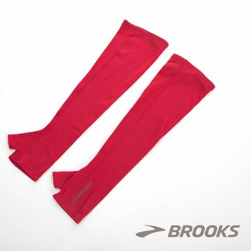 BROOKS 保暖型慢跑袖套