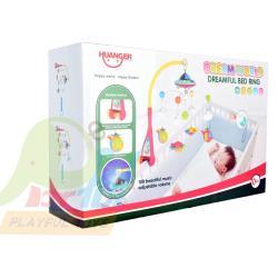 Playful Toys 頑玩具 遙控床頭鈴 777-9A (嬰幼兒 寶寶安撫 聲光玩具 床邊音樂鈴)