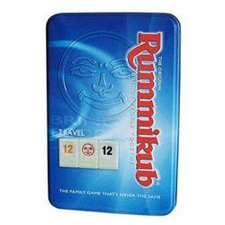 【樂桌遊】拉密:鐵盒旅行版 KOD RU006