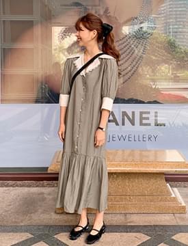 韓國空運 - Lauren Caralong Dress 長洋裝