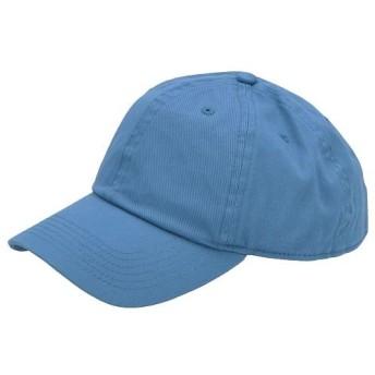 バックヤードファミリー NEWHATTAN ニューハッタン #1400 stonewash Baseball Caps solid メンズ ライトブルー キャップ 【BACKYARD FAMILY】