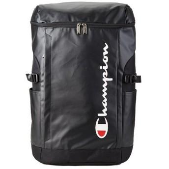 カバンのセレクション チャンピオン リュック 40L スクエア型 防水 大容量 通学 男子 女子 女の子 メンズ レディース champion 62489 ユニセックス ブラック フリー 【Bag & Luggage SELECTION】