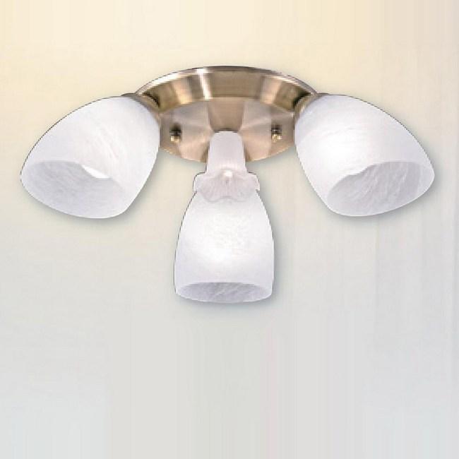 大巨光 台製現代風半吸頂燈 中 LW-09-2377