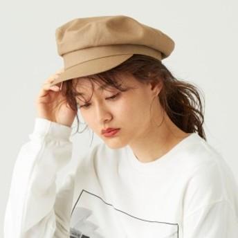 エメル リファインズ(EMMEL REFINES)/Piedi Nudi(ピエディヌーディー)LINEN マリン キャップ