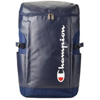 カバンのセレクション チャンピオン リュック 40L スクエア型 防水 大容量 通学 男子 女子 女の子 メンズ レディース champion 62489 ユニセックス ネイビー フリー 【Bag & Luggage SELECTION】