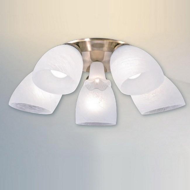 大巨光 台製現代風半吸頂燈 中 LW-09-2373