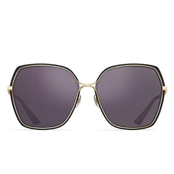 MOLSION 墨鏡 MS6063 A10 (黑/金-灰紫色鏡片) 太陽眼鏡【原作眼鏡】