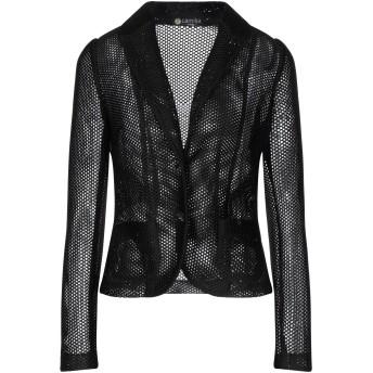《セール開催中》CAMILLA Milano レディース テーラードジャケット ブラック 46 ポリエステル 100%